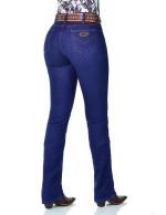 Calça Jeans Feminina Radade CF Lycra Azul Tall
