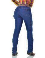 Calça Jeans Feminina Radade CF Lycra Carpinteira