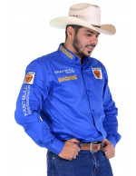 Camisa Radade Manga Longa Bordada Brands Royal - 1062