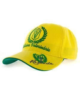 Boné Radade Veterinária AT Line Amarelo - 7136