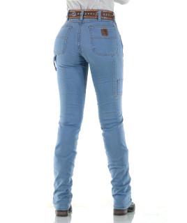 Calça Jeans Feminina Cowboy St Carpinteira Delave