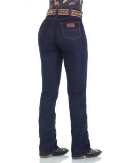 Calça Jeans Feminina Cowboy ST Lycra Azul
