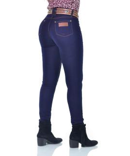 Calça Jeans Feminina Radade CF Hot Blue Slim