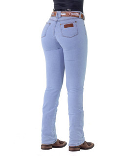 Calça Jeans Feminina Radade CF Hot Delave