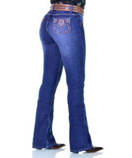 Calça Jeans Feminina Radade CF Lycra Diamond