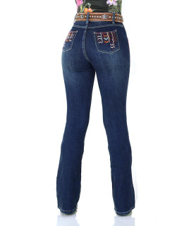 Calça Jeans Feminina Radade CF Lycra Nomade