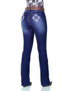 Calça Jeans Feminina Radade CF Lycra SunFlower