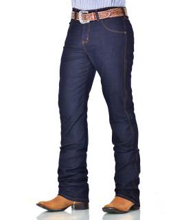 Calça Jeans Masculina Cowboy ST Lycra Azul