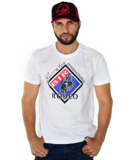 Camiseta Radade Barretos Silk Branca - 0174