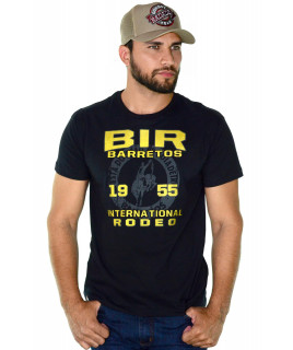 Camiseta Radade Barretos Silk Preto - 0171