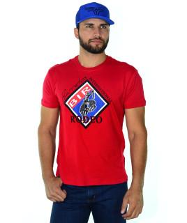 Camiseta Radade Barretos Silk Vermelho - 0175