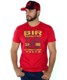 Camiseta Radade Barretos Silk Vermelho - 0172