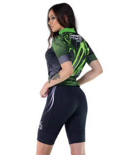 Shorts Feminino RDE Bike Preto - 1160