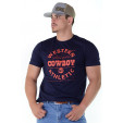 Camiseta Cowboy St Silk Marinho - 1143