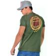 Camiseta Fast Bull Silk Verde - 0740