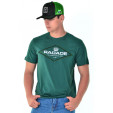 Camiseta Radade Bordada Verde - 0736