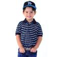 Pólo Infantil Radade Listra Azul - 0849
